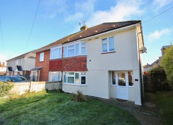 Thumbnail 3 bed semi-detached house for sale in Serpentine Road, Widley, Waterlooville