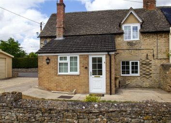Thumbnail 2 bed semi-detached house to rent in Witney Road, Ducklington, Oxfordshire
