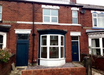Thumbnail 3 bedroom terraced house to rent in Holtwood Road, Sheffield