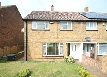 Thumbnail 3 bed end terrace house for sale in Freeman Road, Gravesend, Kent