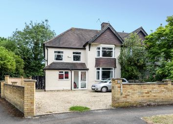 Thumbnail 5 bedroom semi-detached house to rent in Banbury Road, North Oxford