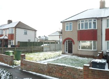 Thumbnail 3 bed end terrace house to rent in Burnham Road, Dartford