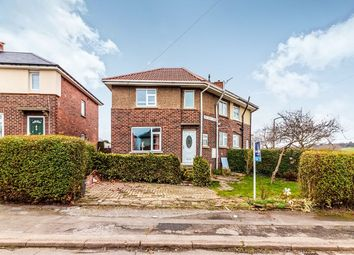 Thumbnail 2 bed semi-detached house to rent in Wordsworth Drive, Rotherham