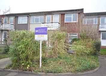 Thumbnail 2 bed maisonette for sale in Harrow Close, Chessington, Surrey
