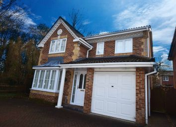 Thumbnail 4 bed detached house to rent in The Cornfields, Hatch Warren, Basingstoke