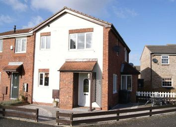 Thumbnail 1 bed terraced house to rent in Moor View Walk, Camperdown, Newcastle Upon Tyne