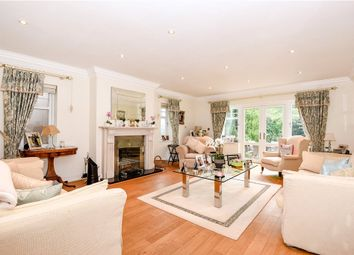 Thumbnail 5 bed detached house for sale in Northcroft Close, Englefield Green, Egham