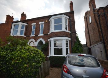 Thumbnail 4 bed semi-detached house to rent in Holme Road, West Bridgford, Nottingham