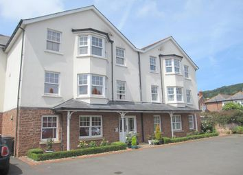 Thumbnail 2 bed flat to rent in Summerland Avenue, Minehead