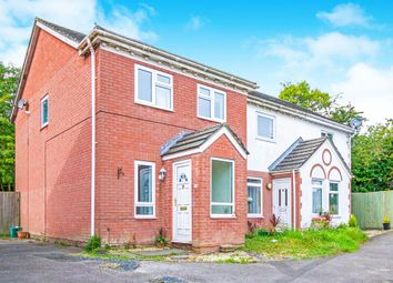Thumbnail 3 bed end terrace house for sale in Spires Walk, Barry