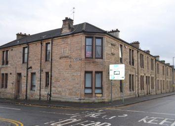 Thumbnail 1 bed flat to rent in Millburn Street, Falkirk