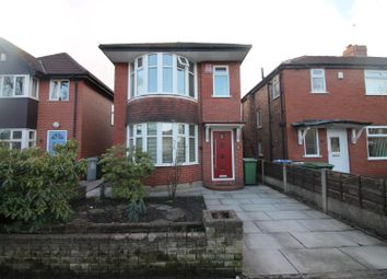 Thumbnail 2 bed detached house for sale in Trevor Road, Urmston, Manchester