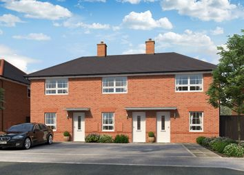 """Thumbnail 2 bedroom terraced house for sale in """"Kenley"""" at Chudleigh Road, Alphington"""