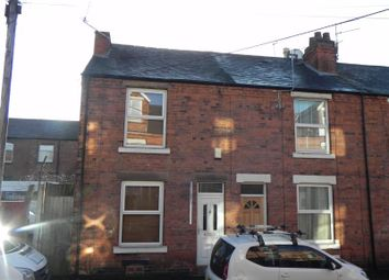 Thumbnail 2 bed end terrace house for sale in Reigate Road, Basford, Nottingham