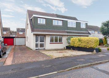 Thumbnail 3 bedroom semi-detached house for sale in Baberton Mains Rise, Baberton, Edinburgh