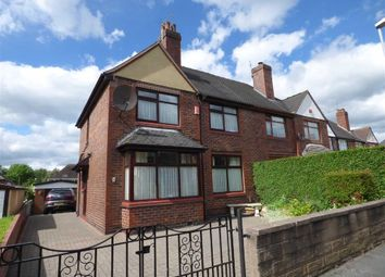 Thumbnail 3 bed semi-detached house for sale in Richmond Avenue, Sneyd Green, Stoke-On-Trent