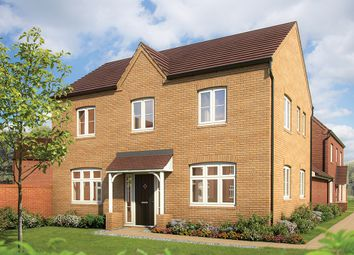 "Thumbnail 4 bed detached house for sale in ""The Chestnut v2"" at Sowthistle Drive, Hardwicke, Gloucester"