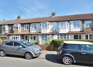 Thumbnail 3 bed terraced house for sale in Stainash Crescent, Staines, Surrey