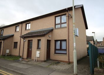 Thumbnail 2 bed flat for sale in Buchanan Court, Dingwall