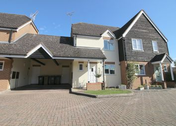 Thumbnail 2 bed semi-detached house for sale in High Street, Watton At Stone, Hertford