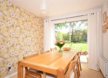 Thumbnail 3 bed link-detached house for sale in York Close, Horsham, West Sussex