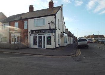 Thumbnail Restaurant/cafe for sale in 5 Fitzwilliam Street, Mablethorpe