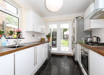 Thumbnail 3 bedroom terraced house to rent in Roberts Road, London