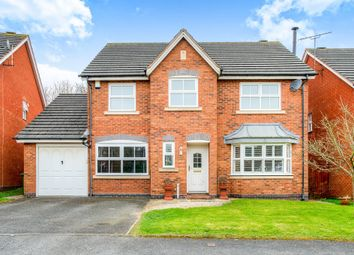 Thumbnail 5 bedroom detached house for sale in Wood Leason Avenue, Lyppard Hanford, Worcester