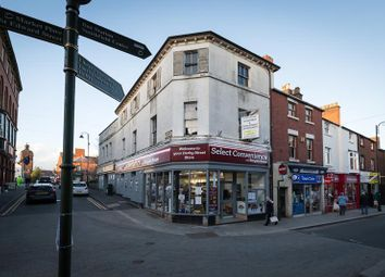 Thumbnail Commercial property for sale in Ground Floor, 35 Derby Street, Leek, Staffordshire