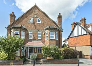 Thumbnail 3 bedroom semi-detached house for sale in Thames Street, Weybridge, Surrey