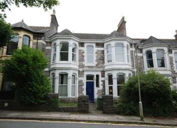 Thumbnail 2 bed flat to rent in St. Lawrence Road, Plymouth