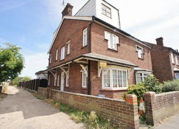 Thumbnail 4 bed semi-detached house for sale in Tower Street, Brightlingsea, Colchester