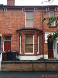 Thumbnail 6 bedroom terraced house to rent in Richmond Road, Lincoln