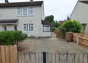 Thumbnail 2 bed semi-detached house for sale in Hadleigh, Ipswich, Suffolk
