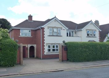 Thumbnail 5 bed detached house for sale in Park Avenue South, Abington Park, Northampton