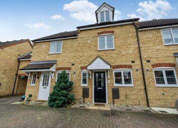 Thumbnail 3 bed property to rent in Fox Close, Clapham, Bedford