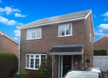 Thumbnail 3 bed detached house to rent in Ingham Drive, Mickleover, Derby