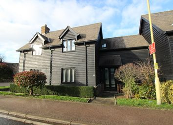 Thumbnail 4 bed barn conversion to rent in Westbury Farm Close, Offley, Hitchin