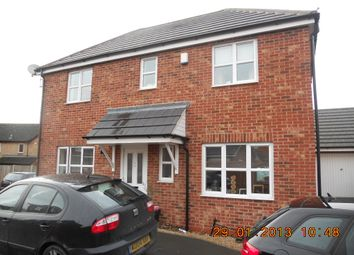 Thumbnail 3 bed detached house to rent in Lunns Gardens, Evesham
