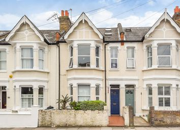 Thumbnail 3 bed terraced house for sale in Brookwood Road, Southfields, London