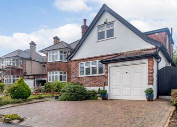 Thumbnail 3 bed detached house for sale in Highfield Avenue, Pinner