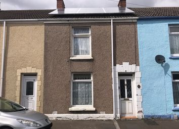 Thumbnail 2 bedroom terraced house for sale in Vincent Street, Swansea