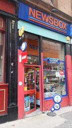 Thumbnail Retail premises for sale in Renfrew Street, Glasgow