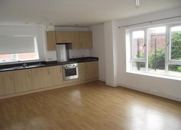 Thumbnail 2 bed flat to rent in Station Road, Latchford, Warrington