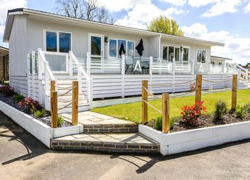 Thumbnail 2 bed semi-detached bungalow for sale in Marsh Road, Lowestoft