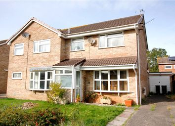Thumbnail 3 bed semi-detached house for sale in Worle, Weston Super Mare, North Somerset