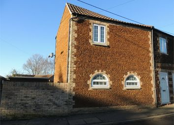 Thumbnail 3 bedroom end terrace house for sale in Narrow Brook, Church Road, Ten Mile Bank, Downham Market