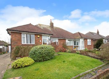 Thumbnail 2 bed semi-detached bungalow for sale in Summerlands Road, Willingdon, Eastbourne