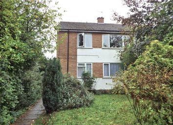 Thumbnail 2 bed maisonette for sale in Amberley Way, Streetly, Sutton Coldfield