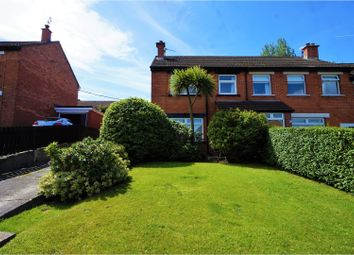 Thumbnail 3 bed end terrace house for sale in Silverstream Park, Bangor